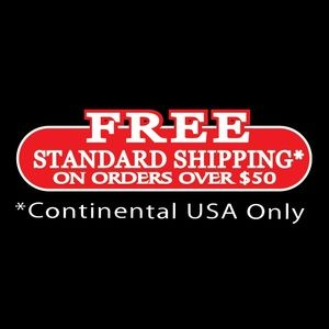 🎉Free Shipping If You Spend $50 or More🎉